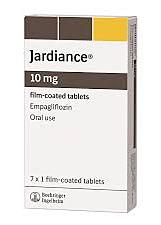 Jardianca (эмпаглифлозин)