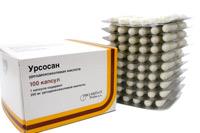 урсофальк (урсодеоксихолевая кислота)