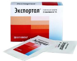 Экспортал (лактитол)