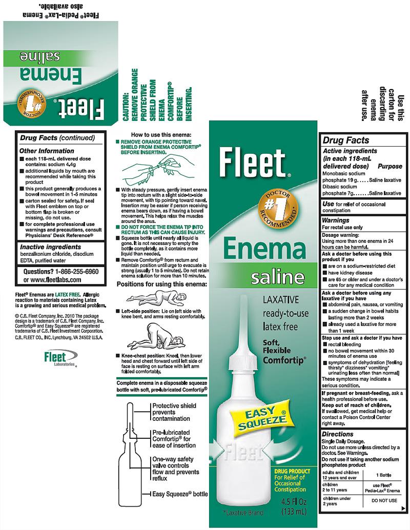 Fleet-Enema