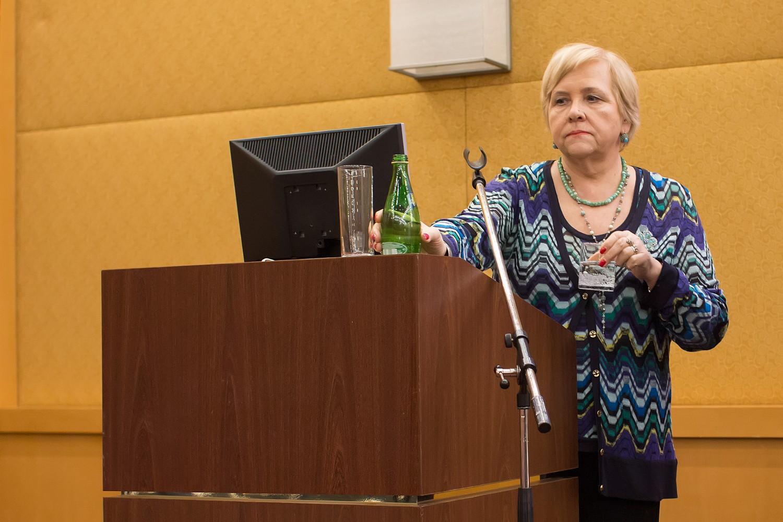 Профессор Е.К. Баранская